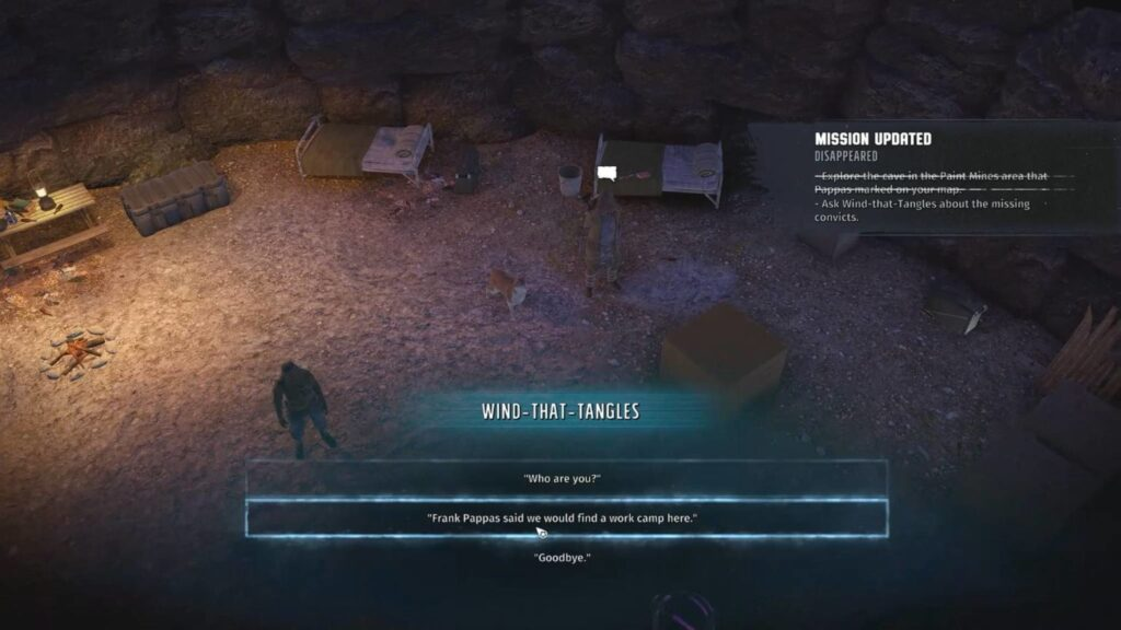 wasteland 3 the disappered