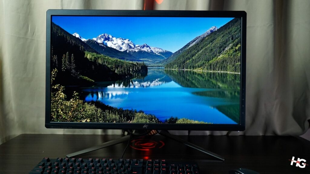 ASUS ROG PG27UQ Review